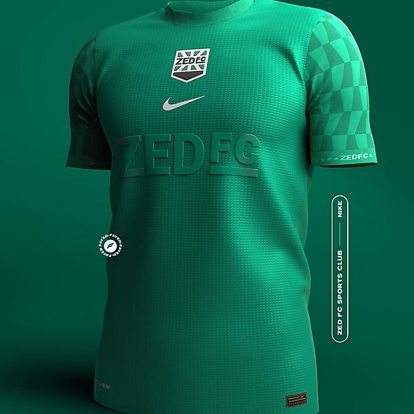 ZED FC Sports Club Home Kit | Nike