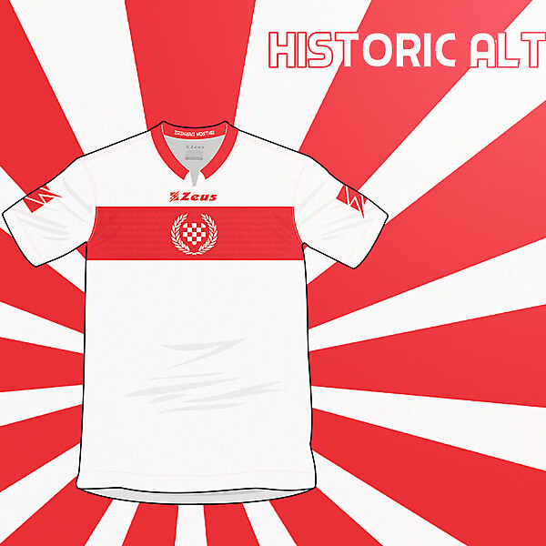 Zrinjski Mostar historic/anniversary kit