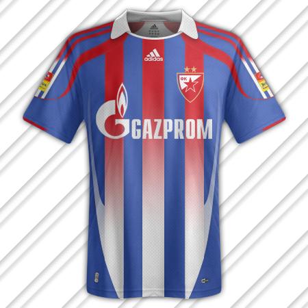 Red Star Belgrade Away-Црвена звезда