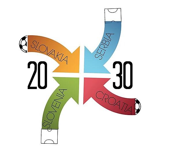 2030 FIFA WORLD CUP (Fake Bid) Logo