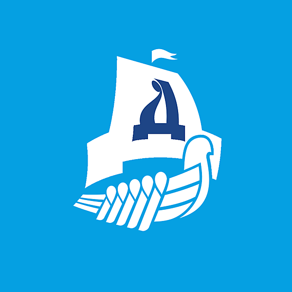 FC Dnipro Dnepropetrovsk upgade on the current logo .