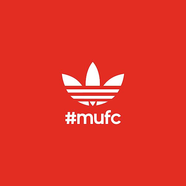 Adidas Originals × Manchester United