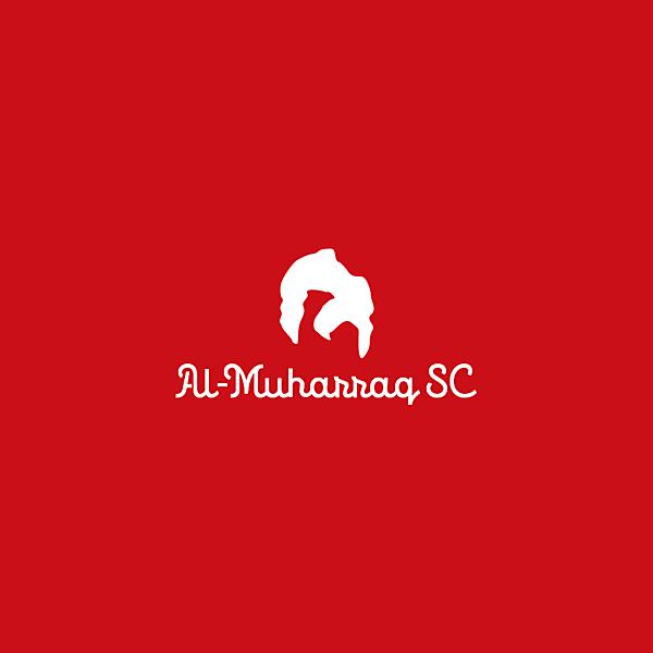 Al - Muharraq SC shoulder patch logo.