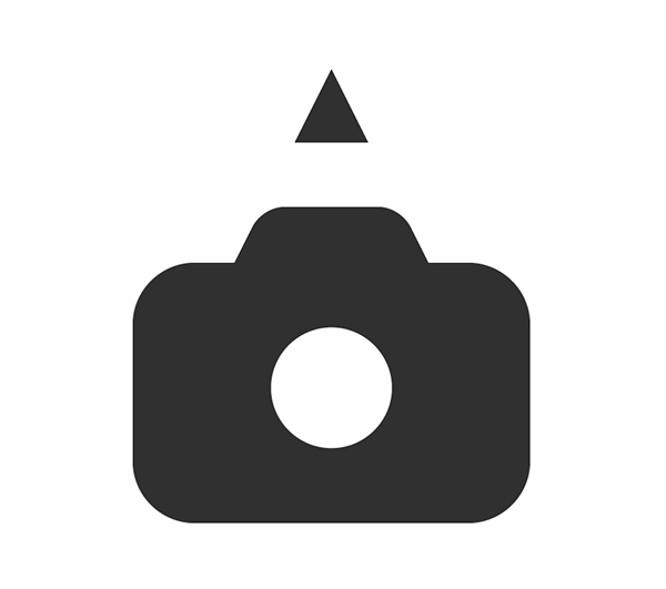 Arsenal FC photography logo concept.