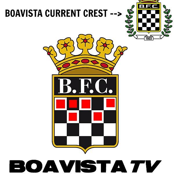 Boavista FC Fantasy TV Channel Logo