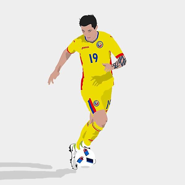 Bogdan Stancu - Romania -