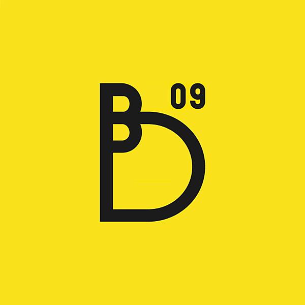 Borussia Dortmund logo concept