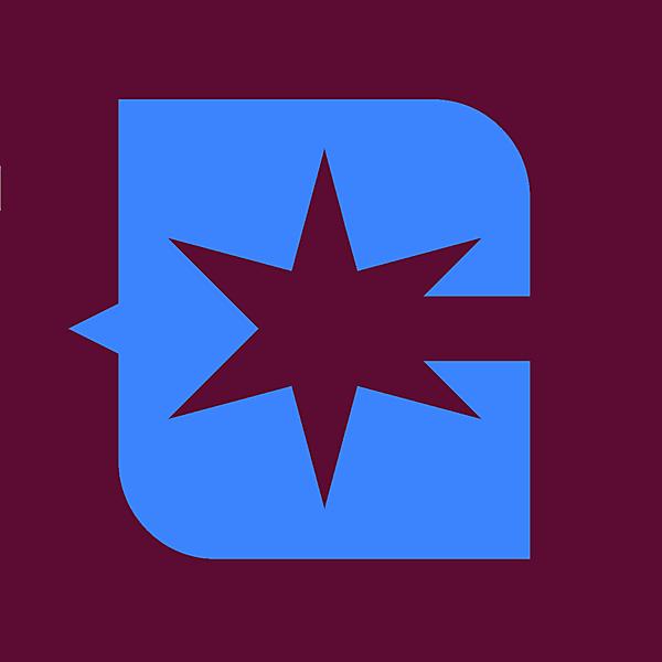Chicago Fire FC alternative logo concept.
