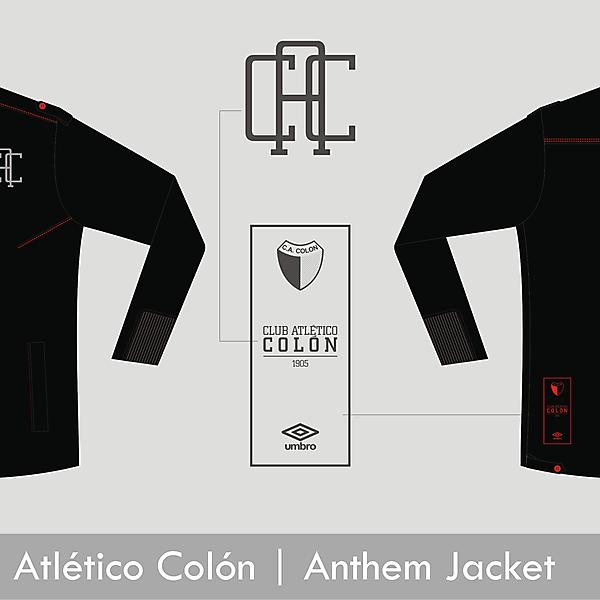 Colón de Santa Fe Anthem Jacket
