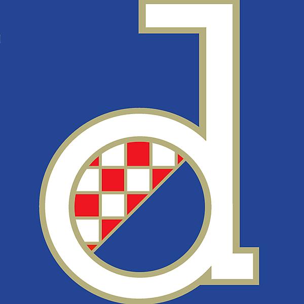 dinamo zagreb logo update