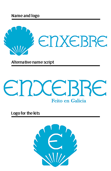 Enxebre Logos (Fantasy Brand)