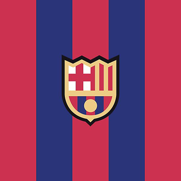 FC Barcelona Minimalist