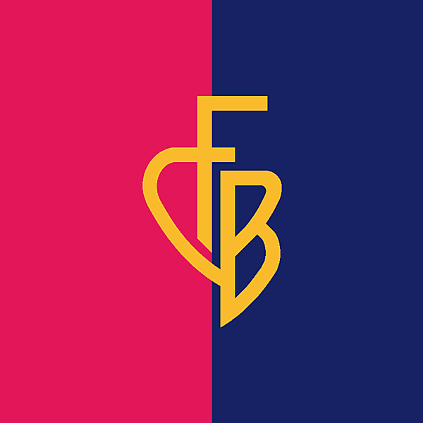 FC Basel alternative logo.