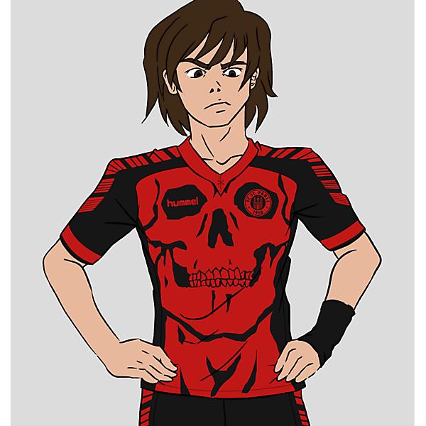 FC St. Pauli Fourth kit special