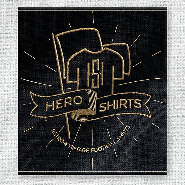 Hero Shirts [retro shirts logo]