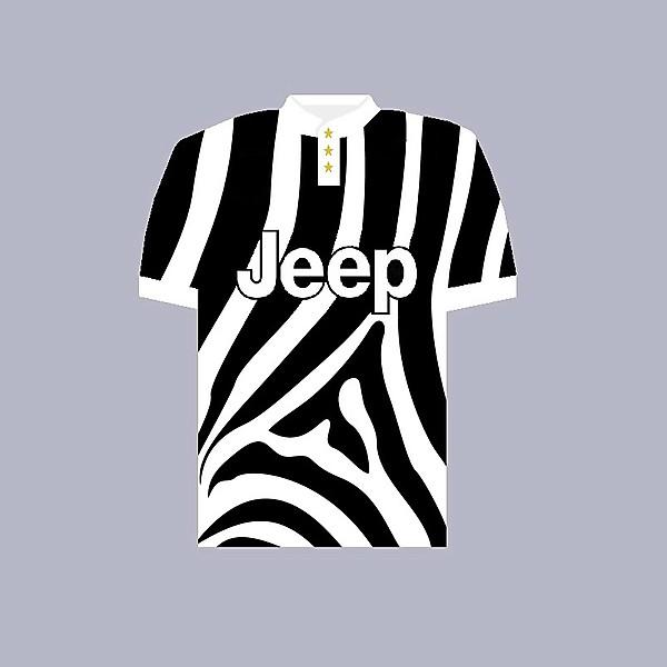 Juventus Turin jersey concept