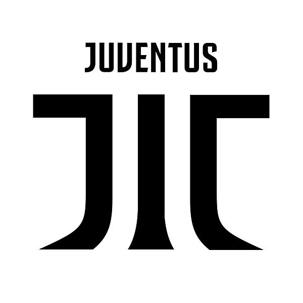 Juventus Turin logo concept