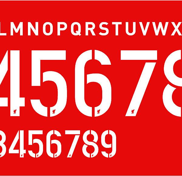 Liverpool Font