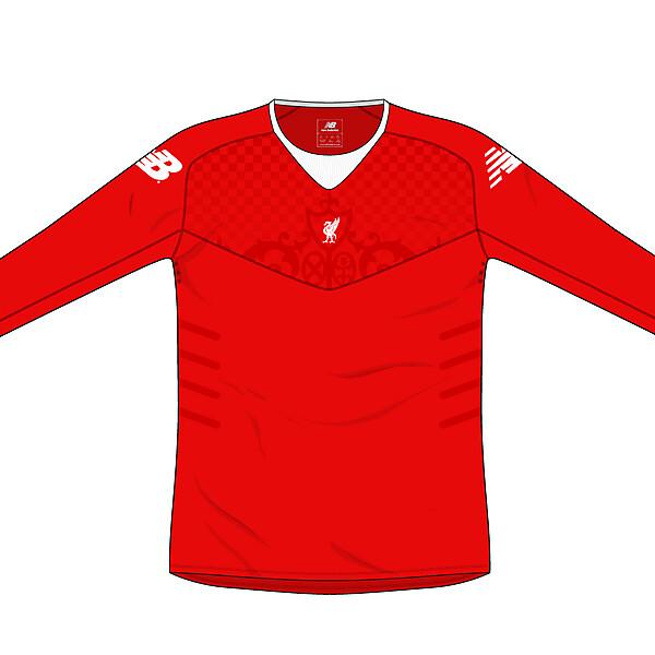 Liverpool Home shirt baselayer
