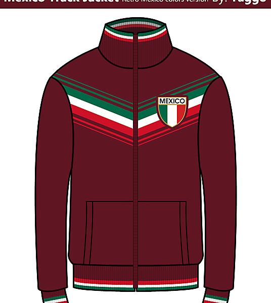 México Track Jacket