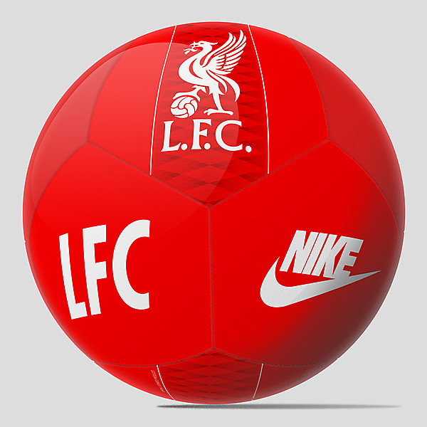 Nike Liverpool FC 2020-21 Home Ball