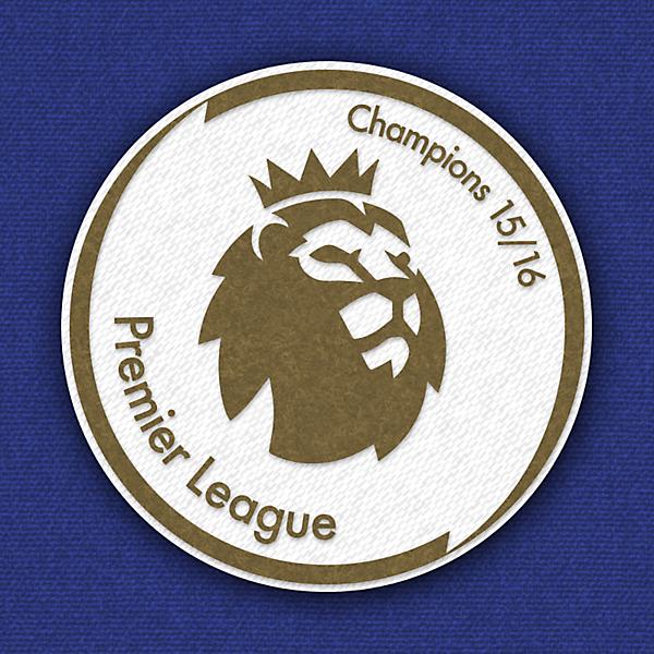 Premier League Champions Patch