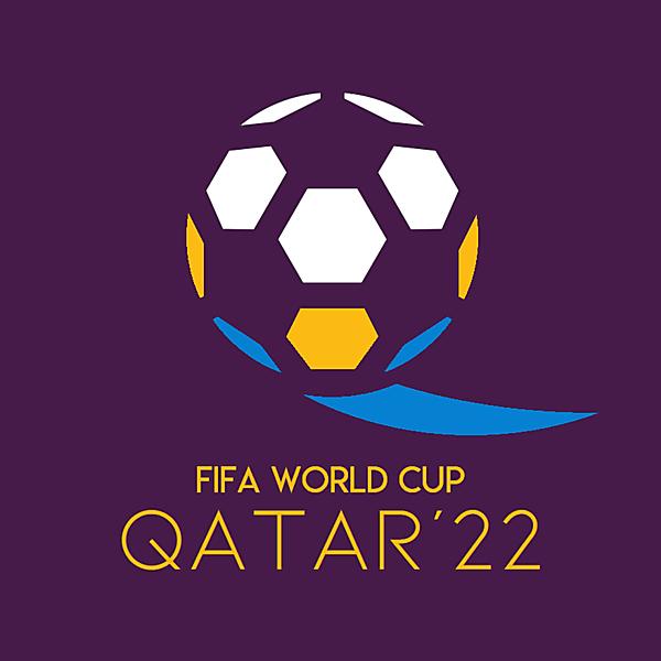 Qatar 2022 FIFA World Cup logo concept