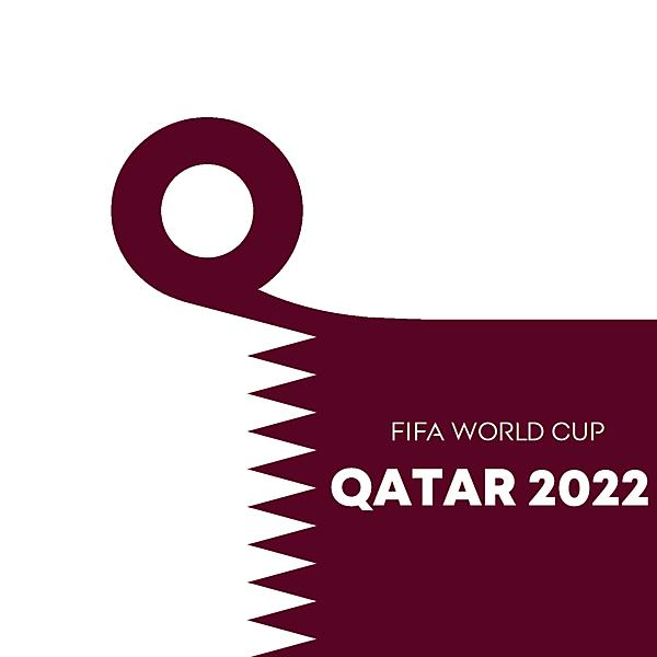 Qatar 2022 World Cup logo concept