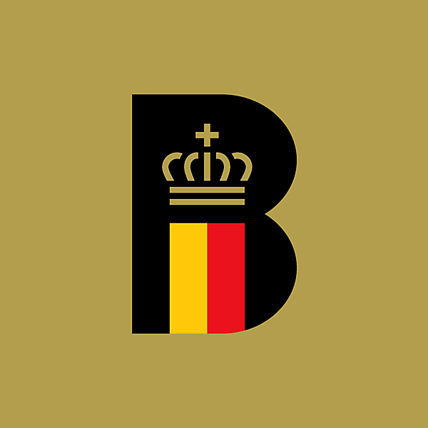Royal Belgian FA logo update.