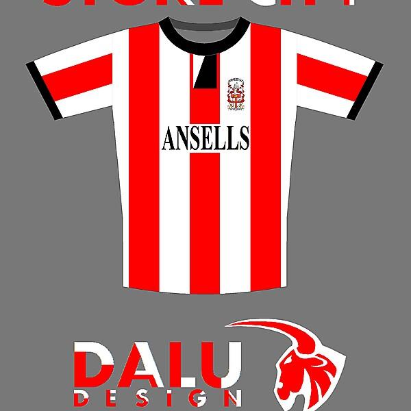 Stoke City Fan T-shirt