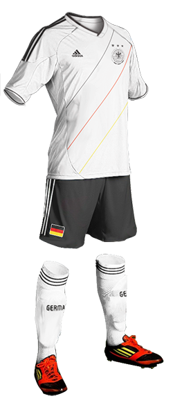 Germany 2012 new template