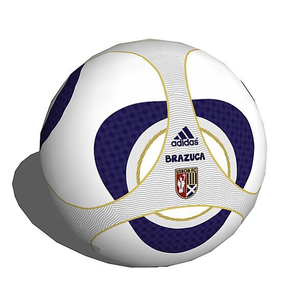 Adidas Brazuca Usbob Matchball