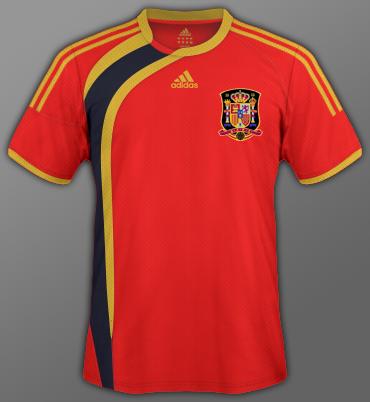 Spain Confederation\'s Cup 2009