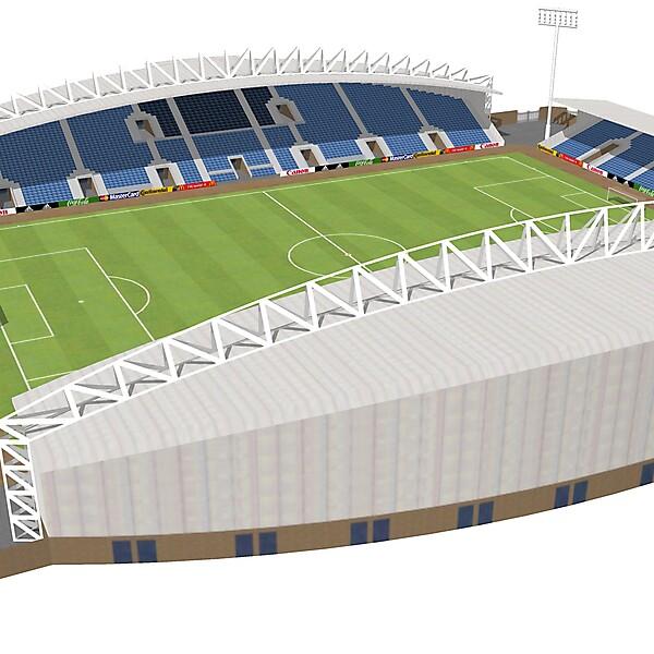 Kilmarnock FC New Stadium