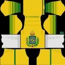Kits Drean League MonarquiaJá