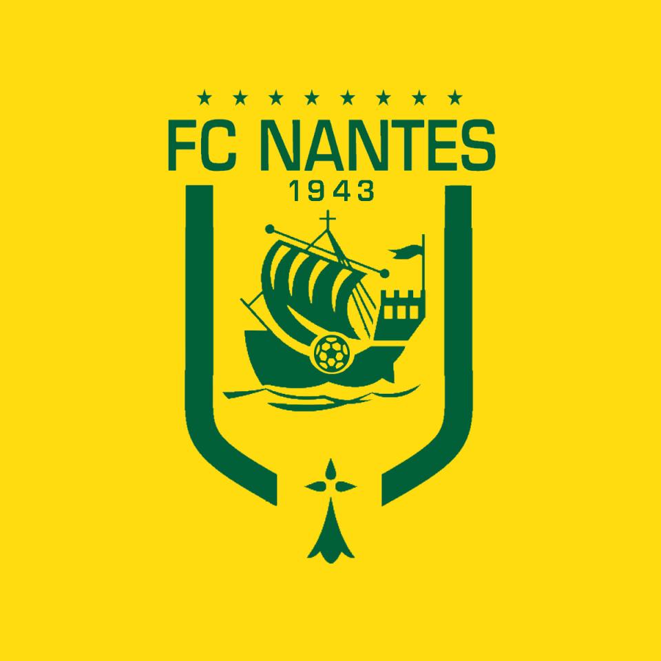 Logo concept pour le FC Nantes