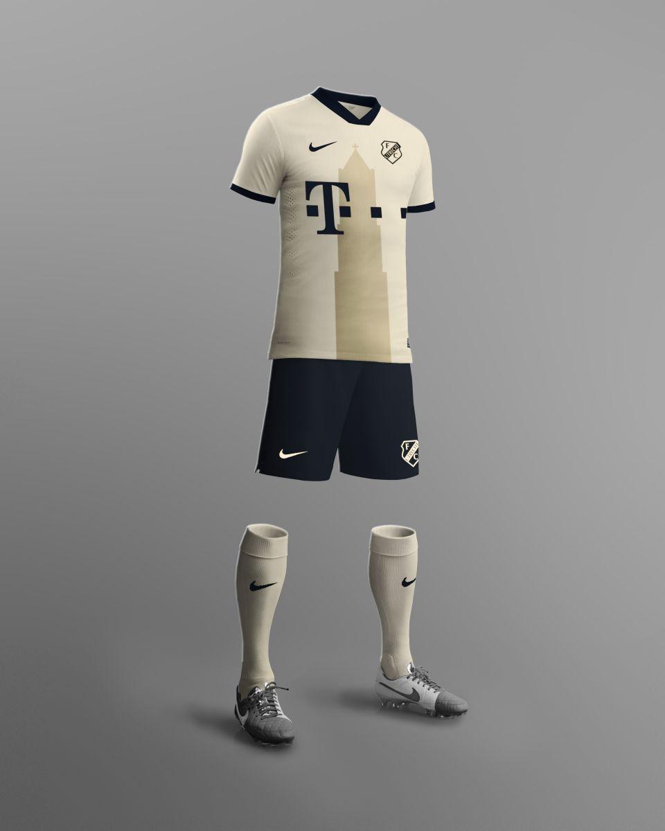 FC Utrecht third kit