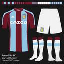 Aston Villa 2021/22 Concepts