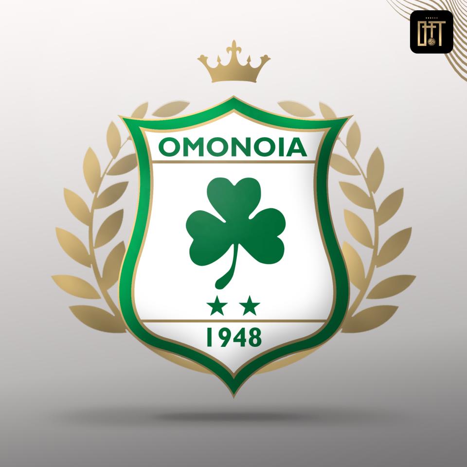 OMONOIA FC - SHIELD LOGO CONCEPT